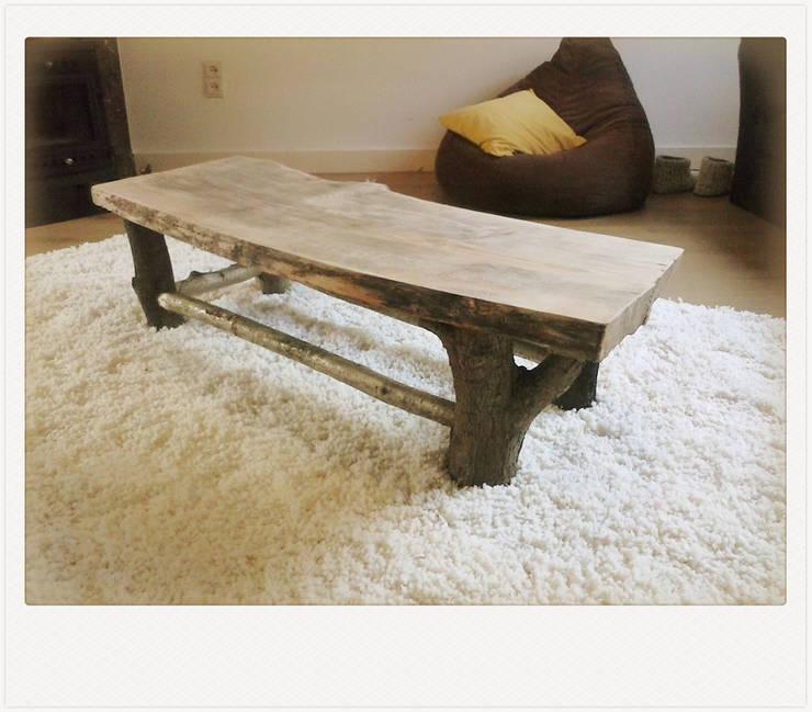 funky table 1:   door Funky furniture, Landelijk