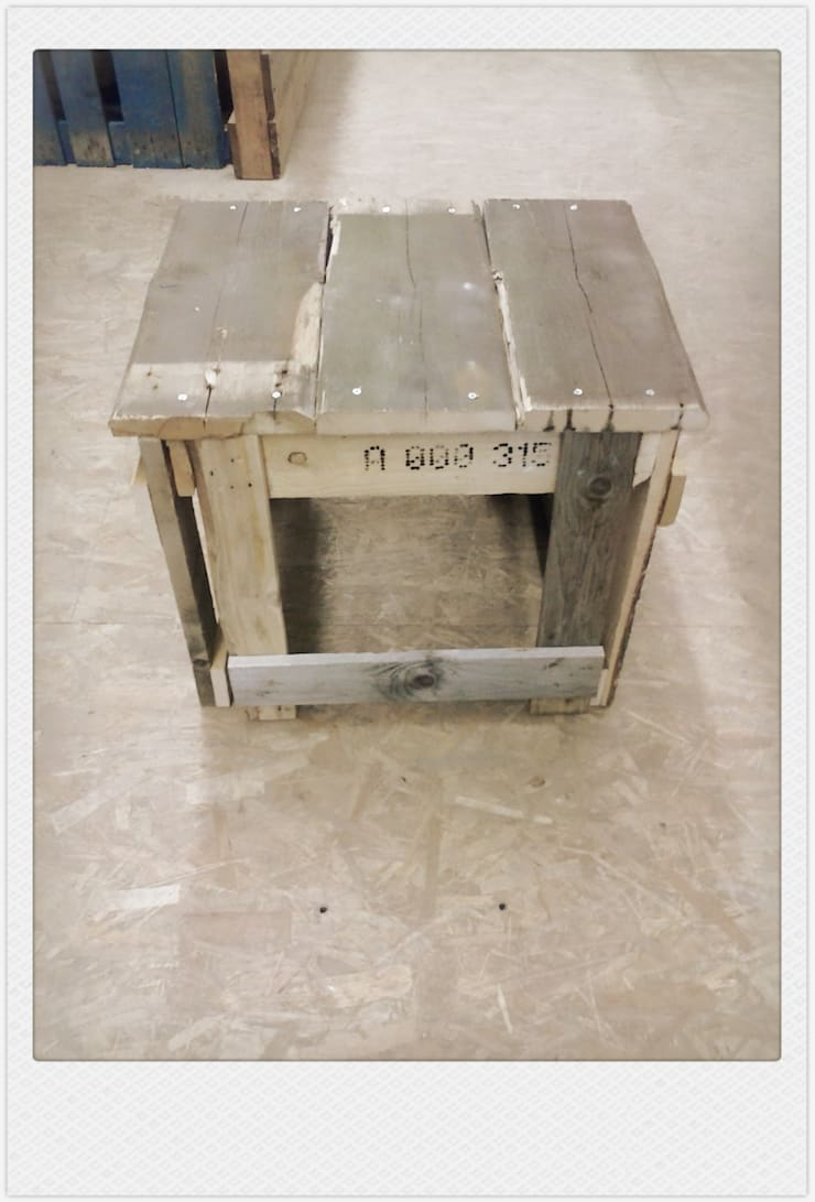 funky table 5:   door Funky furniture, Industrieel