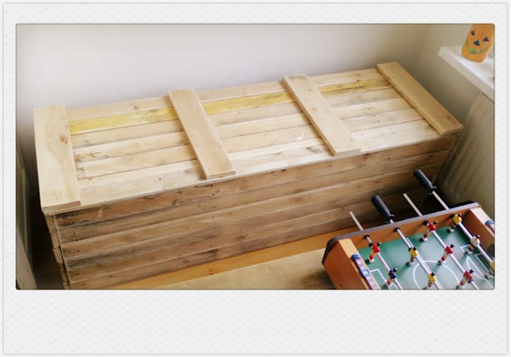 funky box 1:   door Funky furniture, Industrieel