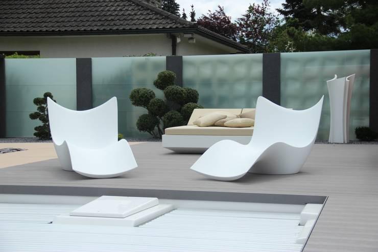 Jardin de style de style Minimaliste par Vondom