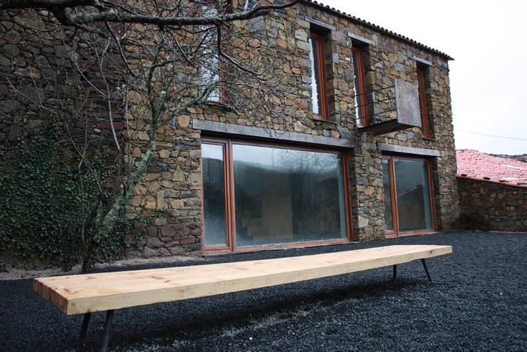 Huizen door Atelier do Corvo