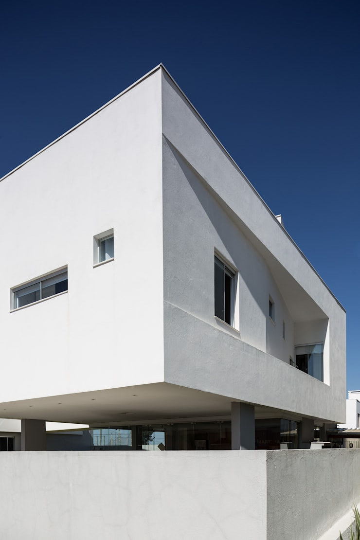 Дома в стиле модерн от br3 arquitetos Модерн