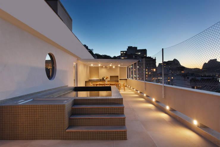 Terras door Cerejeira Agência de Arquitetura