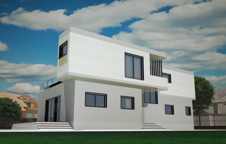 Индивидуальный жилой дом: Дома в . Автор – LGorshkaleva