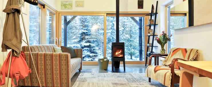Living room by Magdalena Zawada