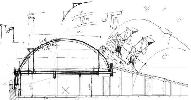 concept drawing 13:   por ARTE e TECTóNiCA, arquitectura e desenho Lda