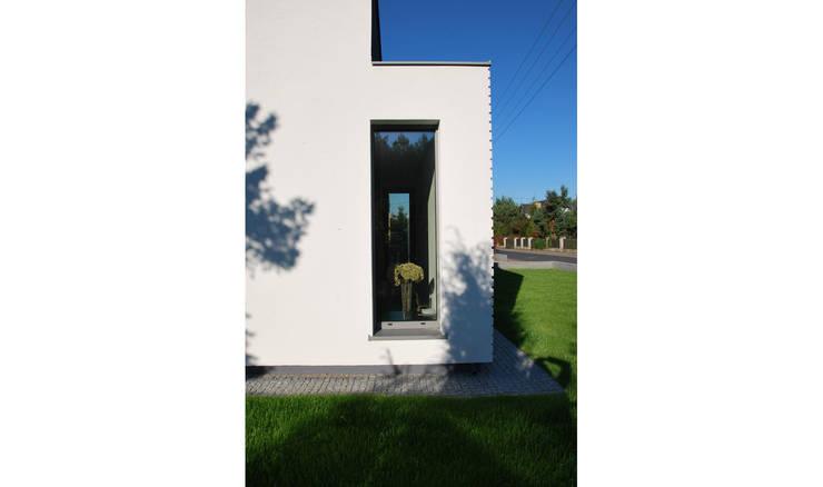 Study/office by Prodom Architektura i Konstrukcja