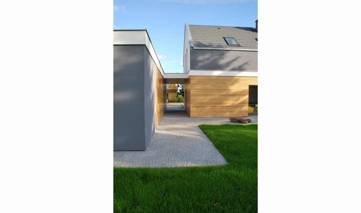 Houses by Prodom Architektura i Konstrukcja