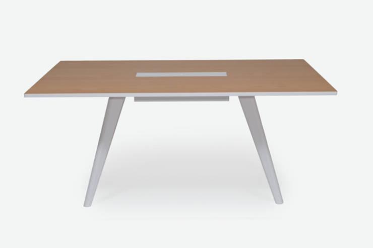 Comedores de estilo minimalista por Hugo Sigaud