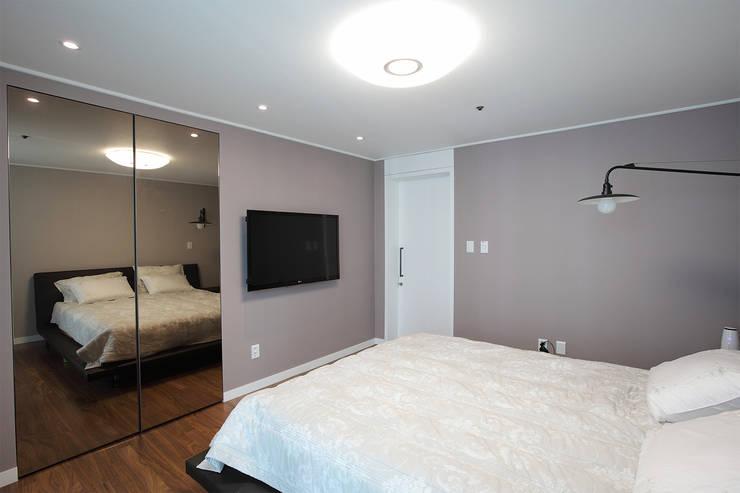 MID 먹줄:  tarz Yatak Odası