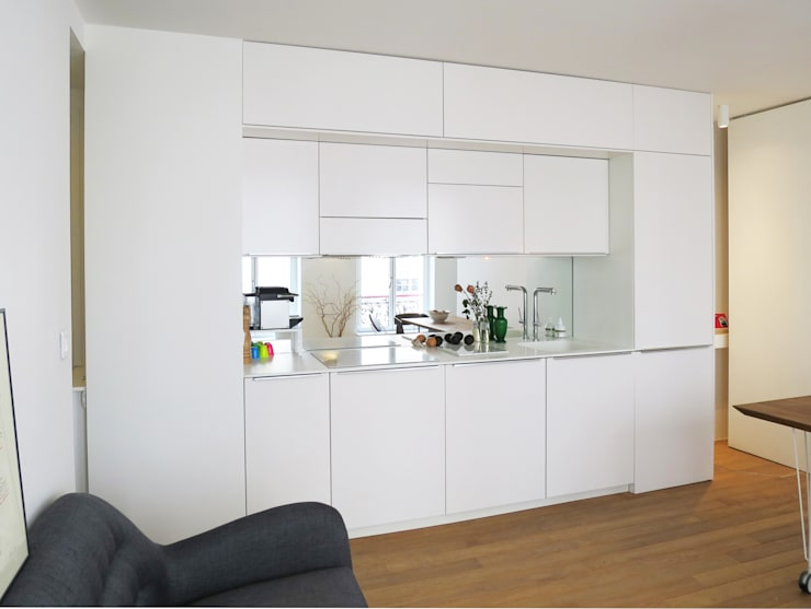 Kitchen by Studio Pan