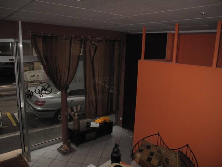 Projekty,  Domowe biuro i gabinet zaprojektowane przez Studio Pan