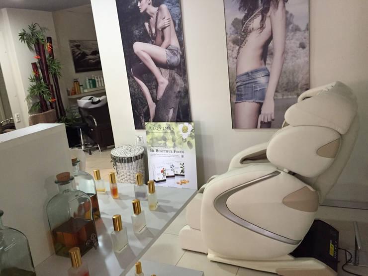Dale un valor añadido a tu centro de estética con el silllón de masaje Hilton II: Hogar de estilo  de Casada Health & Beauty