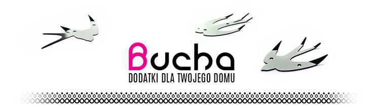 Bucha- dodatki dla Twojego domu: styl , w kategorii Korytarz, hol i schody zaprojektowany przez Bucha