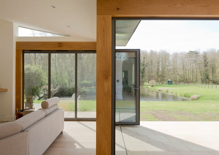 Cringleford:  Terrace by Hudson Architects