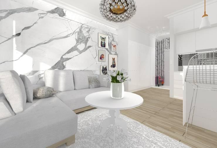 Małe białe: styl , w kategorii  zaprojektowany przez ARB+