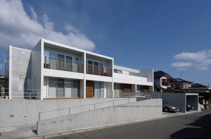 M邸: 長谷雄聖建築設計事務所が手掛けた家です。