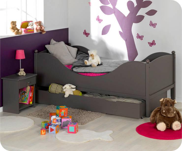 Chambre enfant Color Taupe : Chambre d'enfants de style  par Ma Chambre d'enfant.com