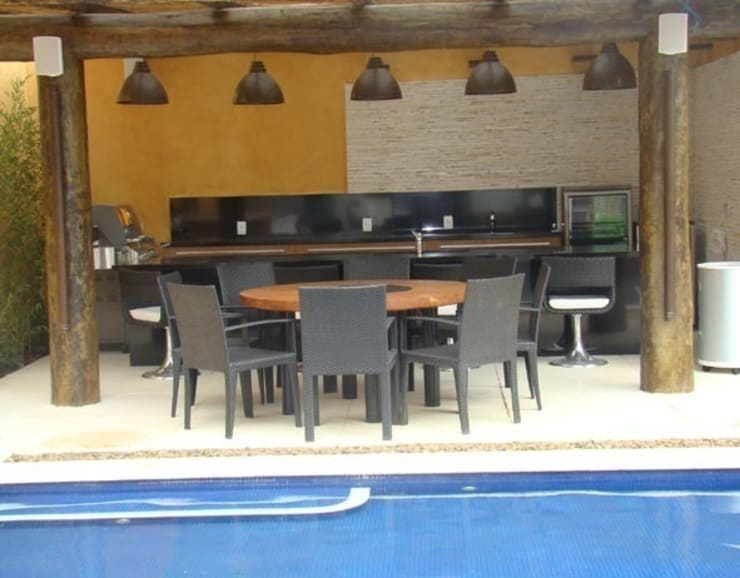 Casa em  Angra:   por MPA arquitetura