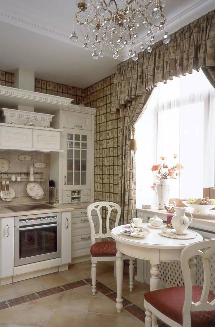 ул. Маршала Тимошенко: Кухни в . Автор – Prosperity, Колониальный