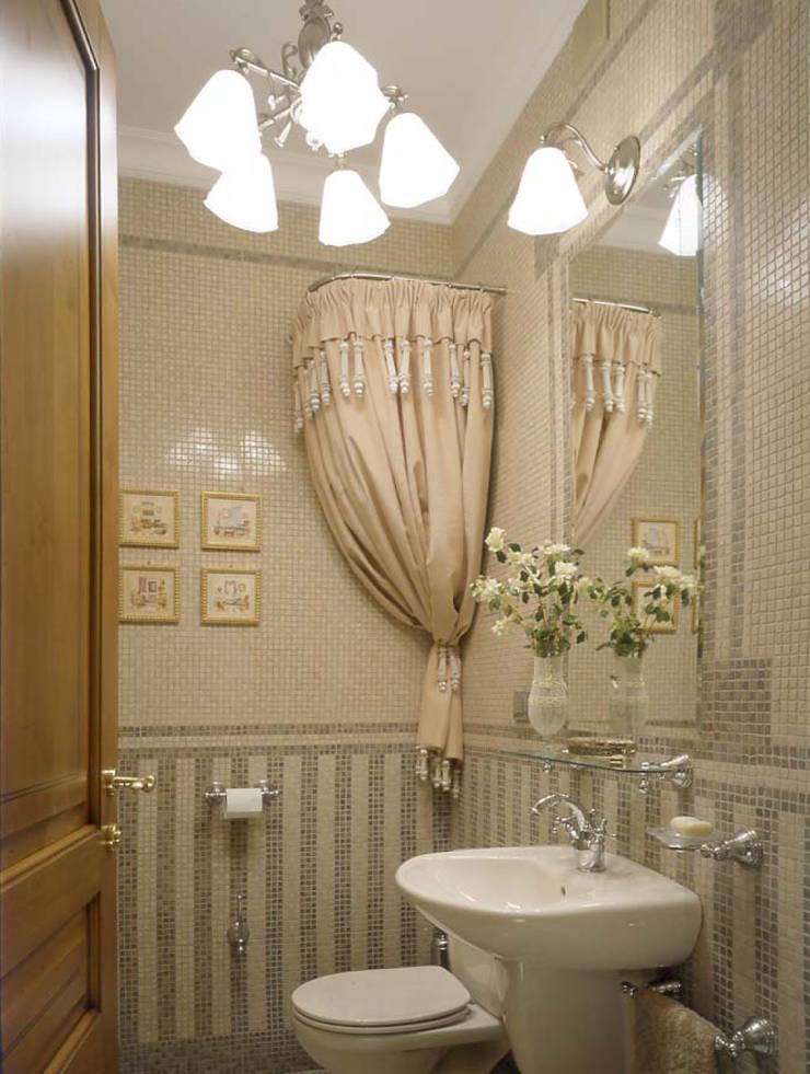 ул. Маршала Тимошенко: Ванные комнаты в . Автор – Prosperity, Колониальный