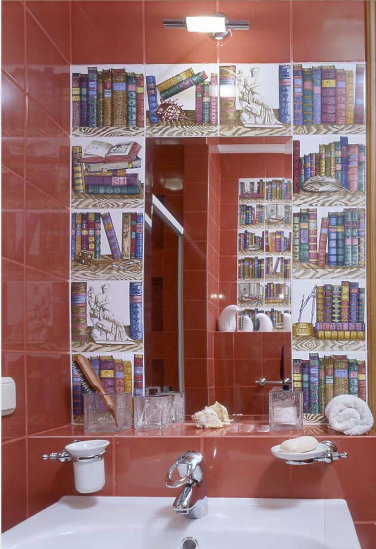 ул. Маршала Тимошенко: Ванные комнаты в . Автор – Prosperity, Классический