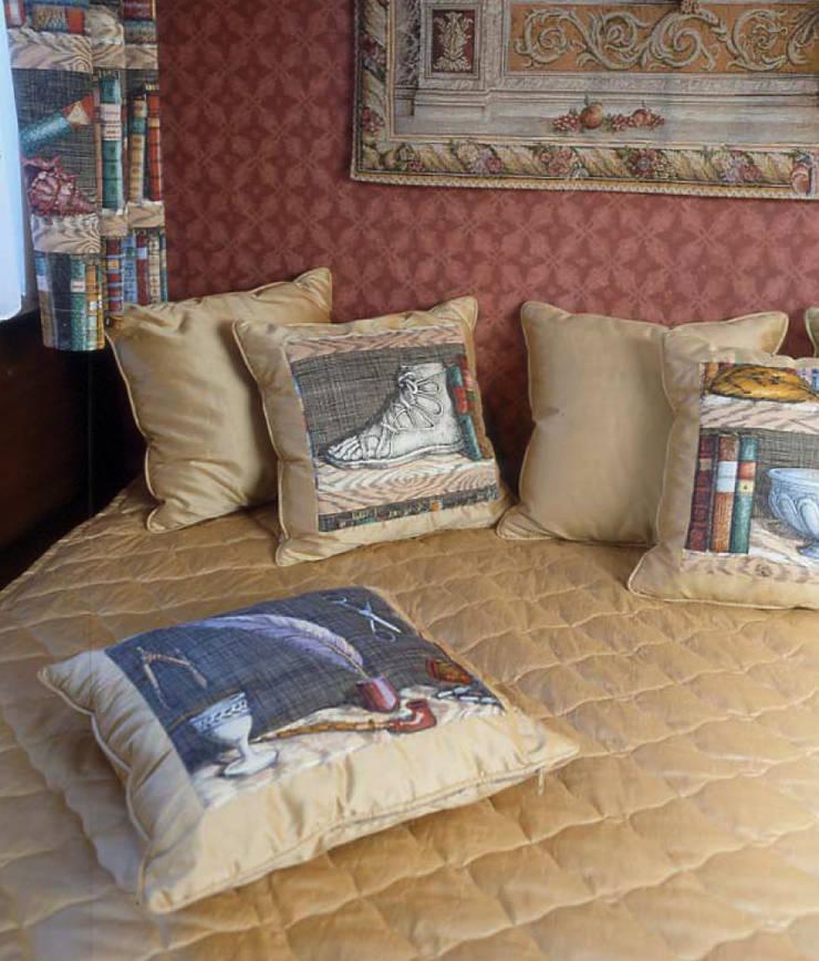 ул. Маршала Тимошенко: Спальни в . Автор – Prosperity, Классический