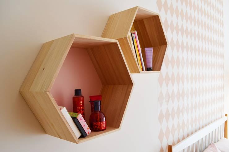 scandinavische Slaapkamer door Sandrine Carré