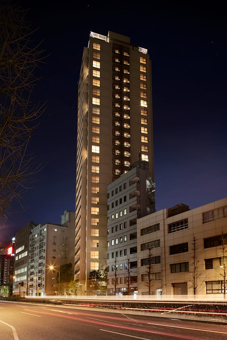 SHINAKAWA Tower Residence: WORKTECHT CORPORATIONが手掛けた家です。,