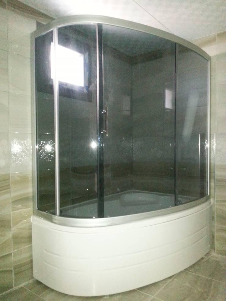 BALKAN BANYO  – 150*100 jakuzi ve duşakabin:  tarz