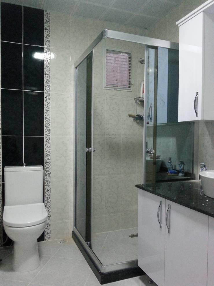 BALKAN BANYO  – Reflekte duşakabin:  tarz