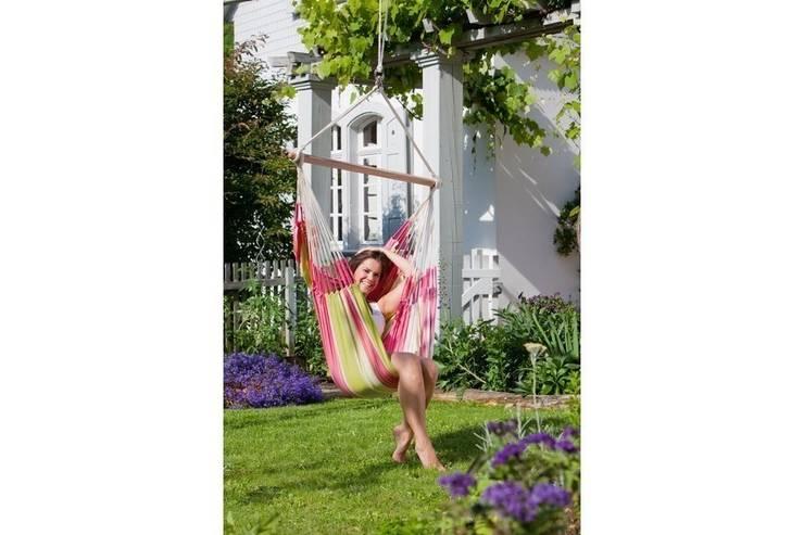 BOTANICA LARGE - FOTEL HAMAKOWY: styl , w kategorii Ogród zaprojektowany przez Hammock.pl