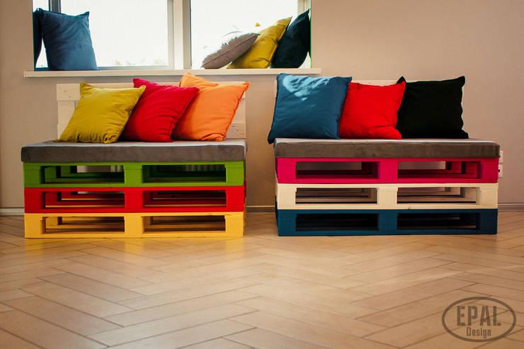 Диванчики для компании Reg.ru: Офисные помещения и магазины в . Автор – EPAL Design