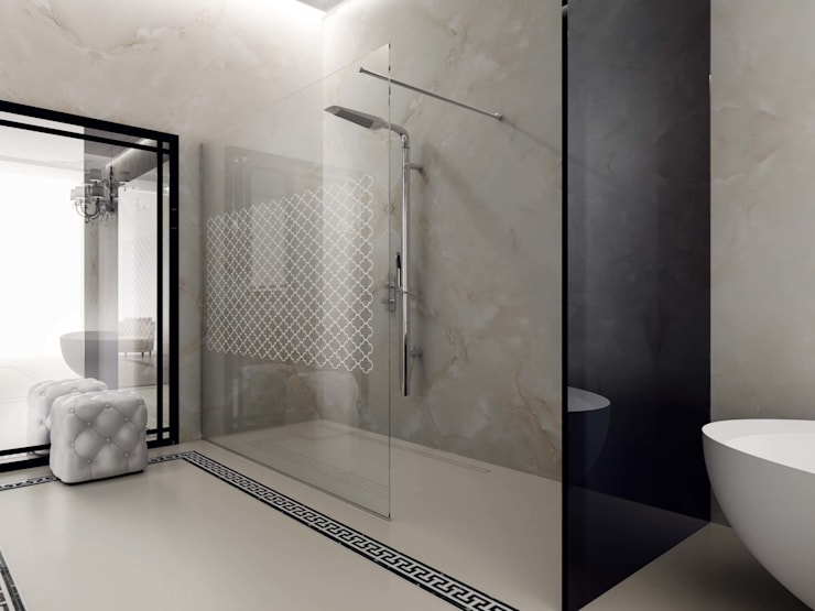 modern Bathroom by Teuco