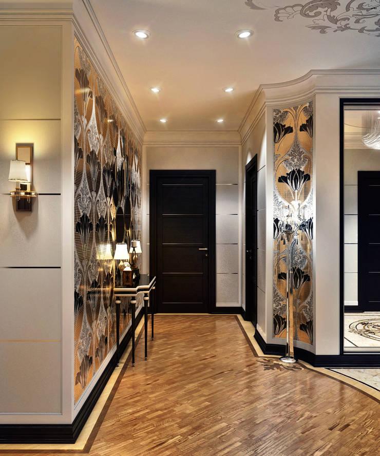 Прихожая в квартире: Коридор и прихожая в . Автор – Sweet Home Design,