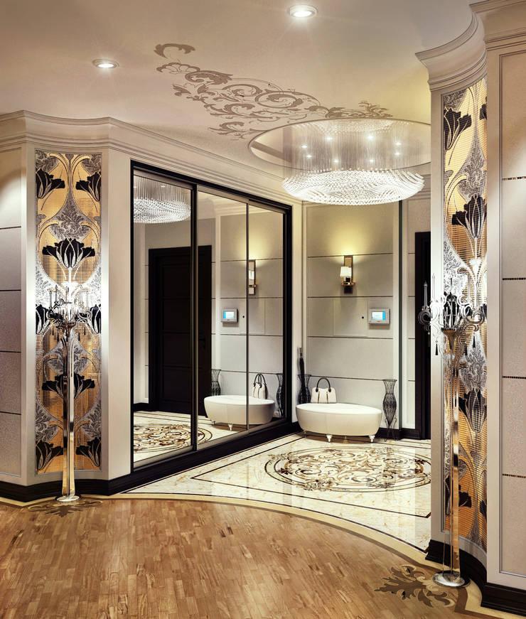 Прихожая в квартире: Дома в . Автор – Sweet Home Design,