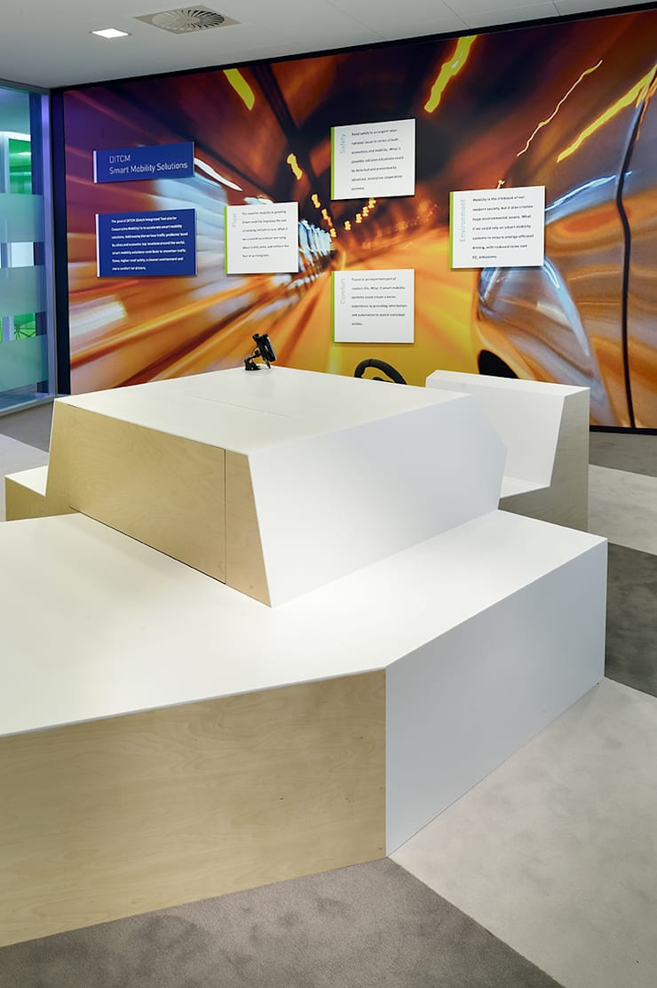 Exhibition centres by thisisjane, Modern
