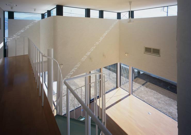エンガワ/Engawa: W.D.Aが手掛けた廊下 & 玄関です。,