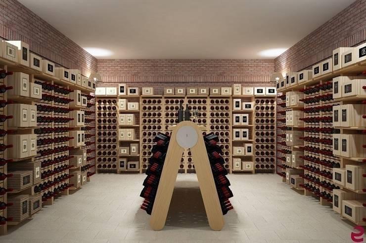 Wine cellar by Esigo SRL