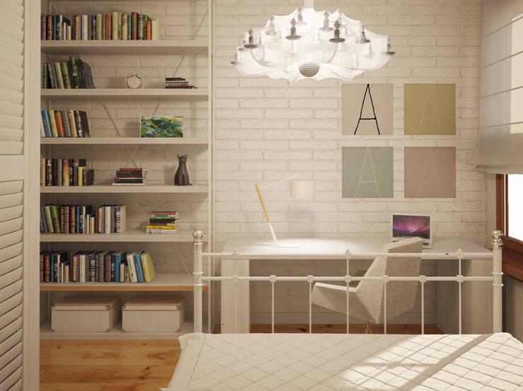 APARTAMENT WILANOWSKA: styl , w kategorii Pokój dziecięcy zaprojektowany przez Kunkiewicz Architekci