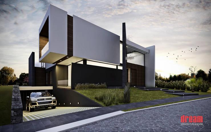 Casas modernas por Estudio Meraki
