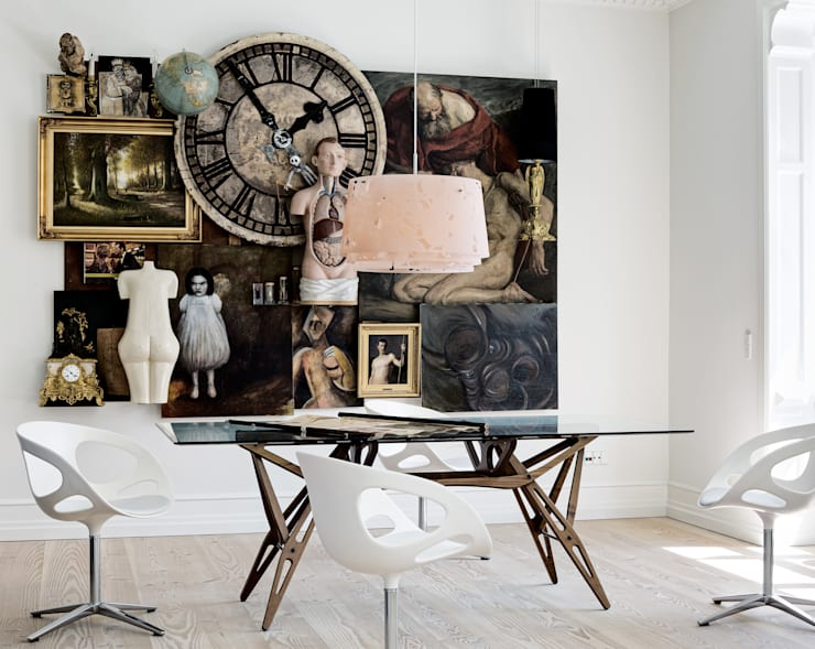 Louis Poulsen—Collage:  Dining room by Establo Lifestyle Store