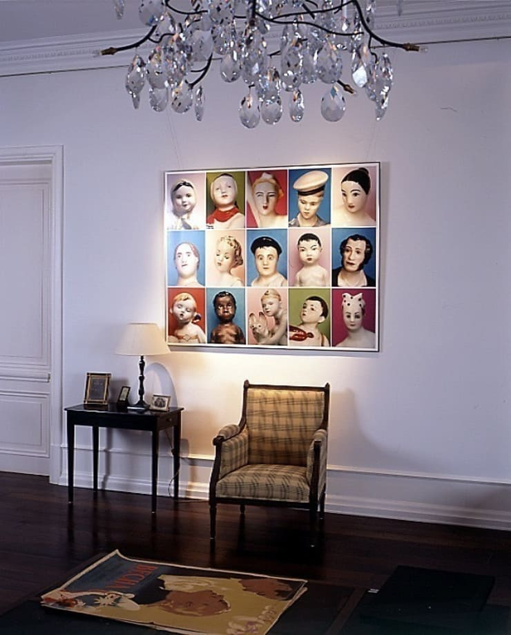 Квартира на Никитской: Произведения искусства в . Автор – ANIMA