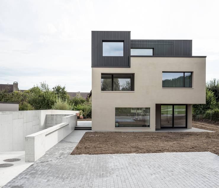 Дома в . Автор – Frei + Saarinen Architekten