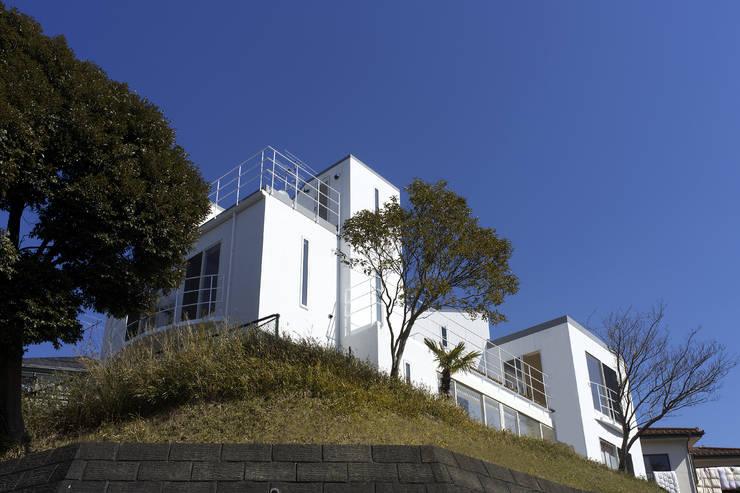外観: (有)設計工房TOGAWAが手掛けた家です。