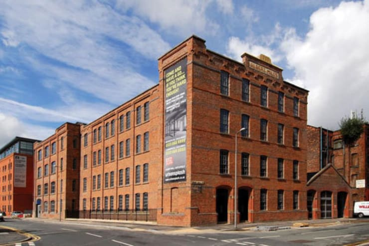 Albert Mill: industrial Houses by Donald Architecture