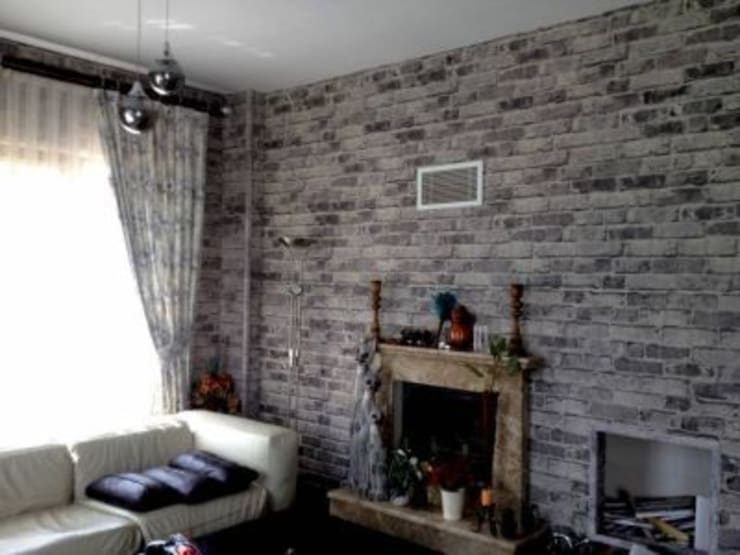 Vardek Varlıbaş Dekorasyon – Strafor Duvar Paneli: klasik tarz tarz Duvar & Zemin