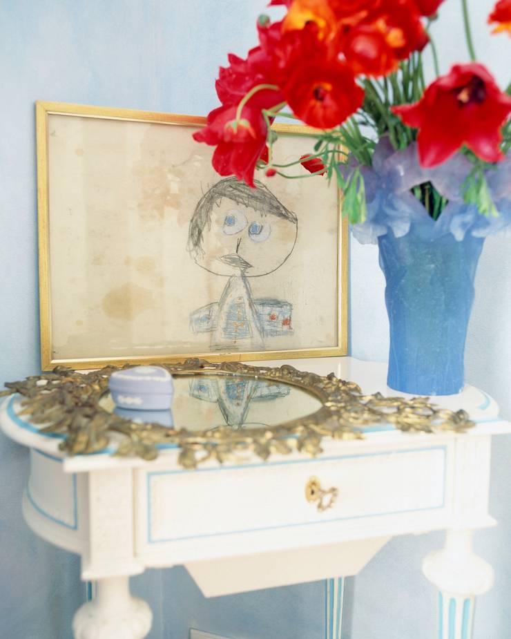 Квартира на Патриарших: Спальная комната  в . Автор – ANIMA