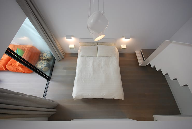 moderne Slaapkamer door homify