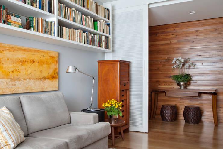 Study/office by Da.Hora Arquitetura